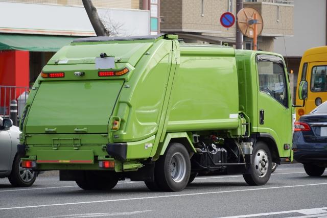 ゴミ回収者